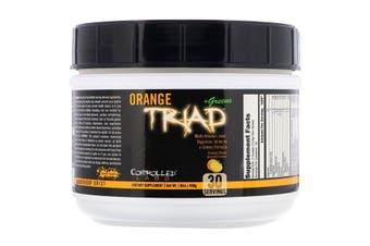 Controlled Labs, Orange Triad + Greens, Orange Flavor, 408g