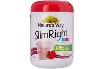 Nature's Way - Slim Right - Strawberry Flavour - 375g