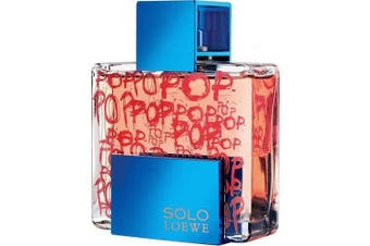 Solo Loewe Pop for Men EDT 125ml