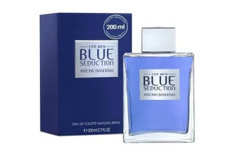 Blue Seduction for Men EDT 200ml