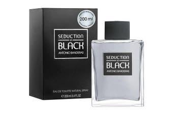 Seduction In Black for Men EDT 200ml