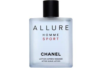 Allure Homme Sport for Men After Shave Lotion 100ml