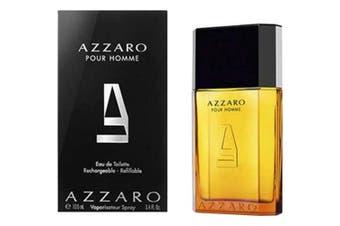 Azzaro Pour Homme Refillable for Men EDT 100ml