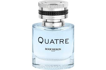 Boucheron Quatre Pour Homme for Men EDT 50ml