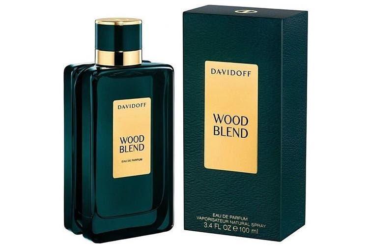 Wood Blend for Unisex EDP 100ml