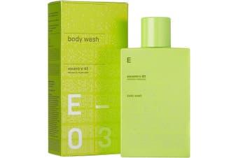 Escentric 03 for Unisex Body Wash 200ml