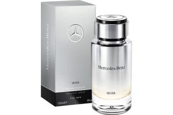 Mercedes-Benz Silver for Men EDT 120ml