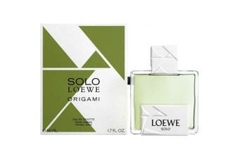 Solo Loewe Origami for Men EDT 50ml