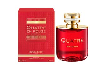 Quatre En Rouge for Women EDP 100ml