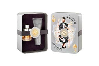 Azzaro Wanted Giftset 3 for Men EDT 50ml