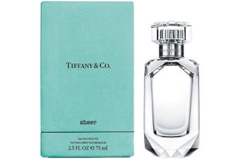 Tiffany & Co Sheer for Women EDT 75ml