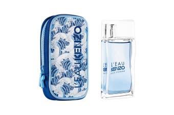L'eau Kenzo Pour Homme Neo Pouch for Men EDT 50ml
