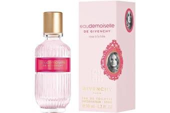 Eaudemoiselle De Givenchy Rose A La Folie for Women EDT 50ml