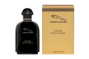 Jaguar Gold In Black for Men EDT 100ml