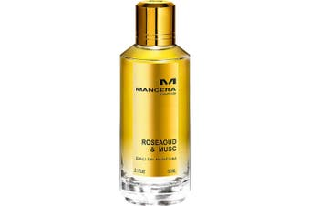 Roseaoud & Musc for Unisex EDP 60ml