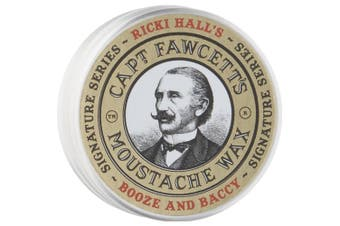 Booze And Baccy Moustache Wax 15ml