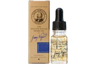 The Million Dollar Beard Oil 10ml