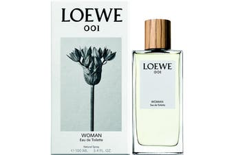 Loewe 001 Woman for Women EDT 100ml