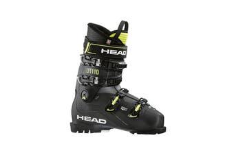 Head Edge LYT 110 Allride Alpine Ski Boots Black/Yellow Size 28.5