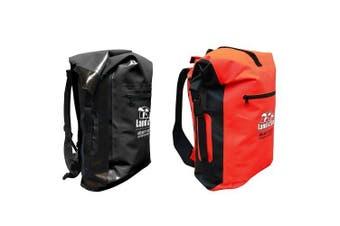 Land & Sea 30L Dry Bag Heavy Duty Dry Backpack Bag - Yellow