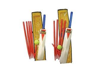 Land & Sea Cricket Set Wooden No.1 - 25 Bat
