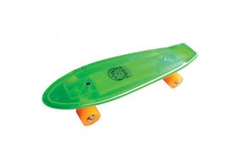 Adrenalin Wizard Old School Skatie 21 x 6 Complete Skateboard