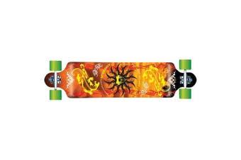 Adrenalin Drifter Street Free Rider Skateboard 38x10