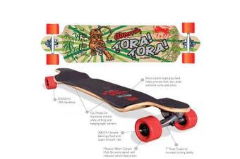 Adrenalin Tora Tora Freerider 40 x 10 Complete Skateboard
