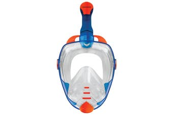 Mirage Galaxy 2 Mask & Snorkel Adult Set - Blue - S/M