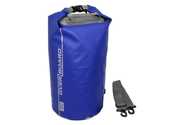 Overboard 20 Litre Dry Tube BLUE