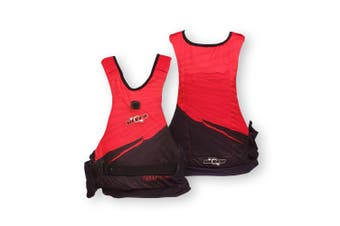Ultra Life Jacket PFD – Personal Floating Device - Ocean Racer Red 3X-Large