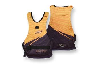 Ultra Life Jacket PFD – Personal Floating Device - Ocean Racer Yellow Small