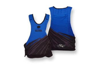 Ultra Life Jacket PFD – Personal Floating Device - Ocean Racer Blue Large