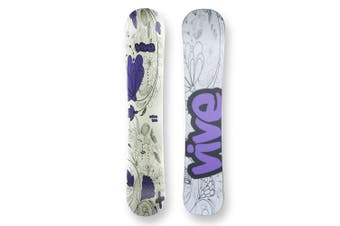 Vive Snowboard 144cm Eden Flat Capped