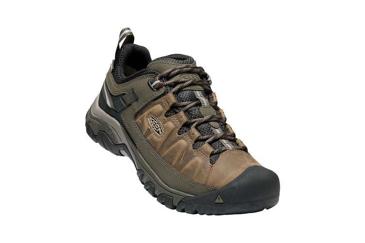 Keen Targhee III Waterproof Mens - Bungee Cord Black - 14
