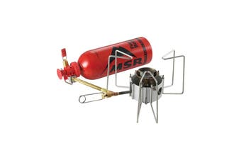 MSR Dragonfly Stove Stoves Liquid Fuel Silver