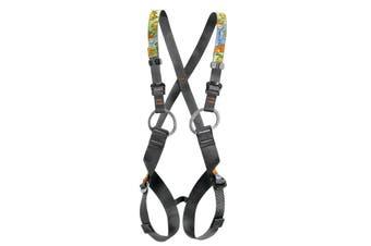 Petzl Simba Climbing Harnesses Kids Patterned