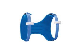 Petzl Body Shoulder Straps Climbing Harnesses Kids Blue