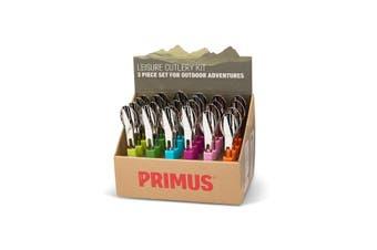 Primus Leisure Cutlery 24 piece Display
