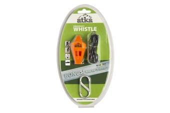 Atka Emergency Whistle - Orange