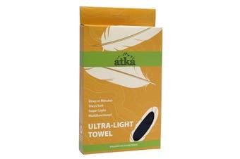 Atka Ultra LightTowel - Mini, Navy