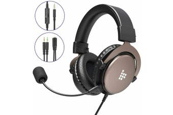Tronsmart Professional Gaming Headphones Stereo Microphone with Noise Cancelling