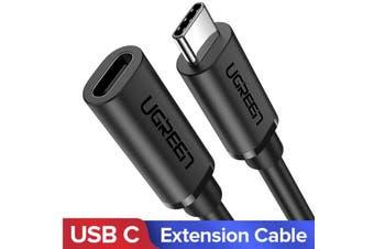 Premium USB Type-C Extension Cable 0.5M Thunderbolt 3 Compatible - High Quality!
