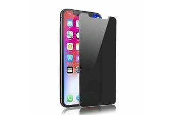 iPhone 11 Pro/ Xs / X Privacy Tempered Glass Nillkin [180°Anti-peep][3D Curved Edge-Full Coverage][Anti-explosion][Anti-fingerprint][9H Hardness]