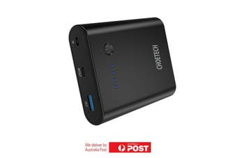 Choetech 10400mAh Dual Input & Output Premium Power Bank 18W -Very High Quality!