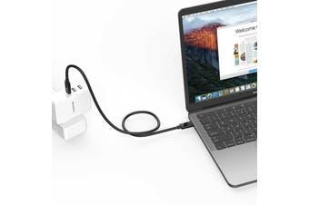 LENTION USB-C to USB-C 3.1 Gen 2 Cable 4K/60Hz Video & 100W PD for Macbook Pro