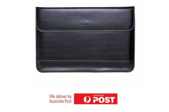Leather Sleeve for MacBook Air 11 MacBook 12 Surface Pro and 11-12 inch Laptops