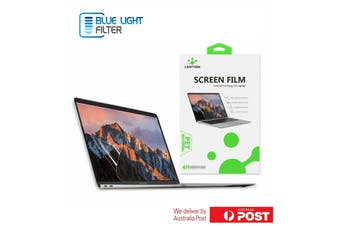 "Screen Protector with Blue Light Filter for MacBook Pro 13"" 15"" 16"" 2016-2020 and Macbook Air 2018-2020"