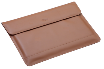 Handmade Top Grain Genuine Leather Sleeve Case for 16-inch MacBook Pro A2141 Microsoft Surface Laptop 3, Dell XPS 15, Dell XPS 17, Lenovo Thinkpad, Macbook Pro 15-Inch