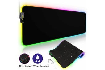 Tronsmart RGB Soft Gaming Mouse Mat Large Extended Gaming Mouse Pad